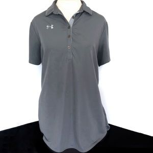Under Armour Women's Team Colorblock Polo